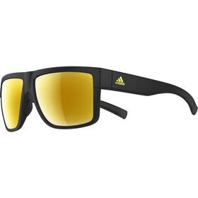 adidas 3 Matic Brille black matt gold